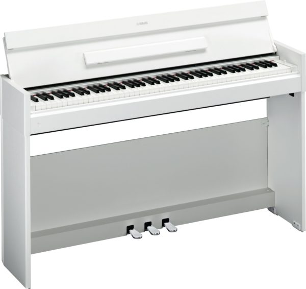 Piano-numérique-Yamaha-YDP-S52-blanc