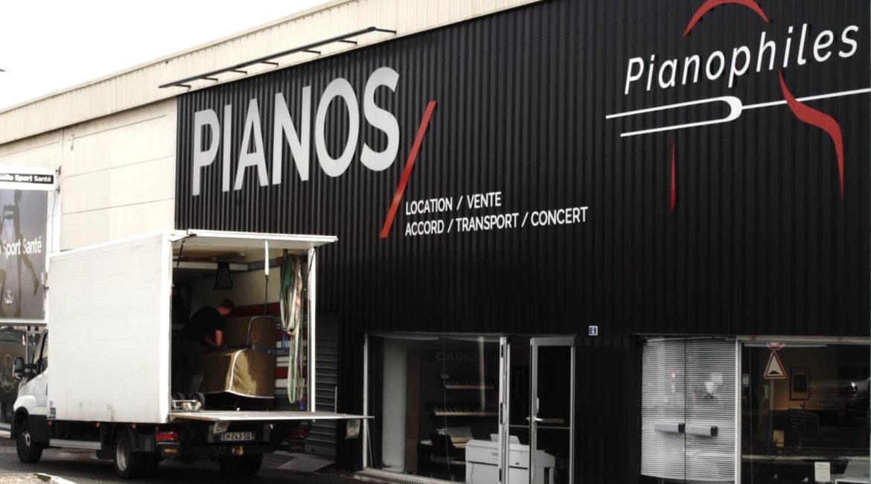 transporter votre piano