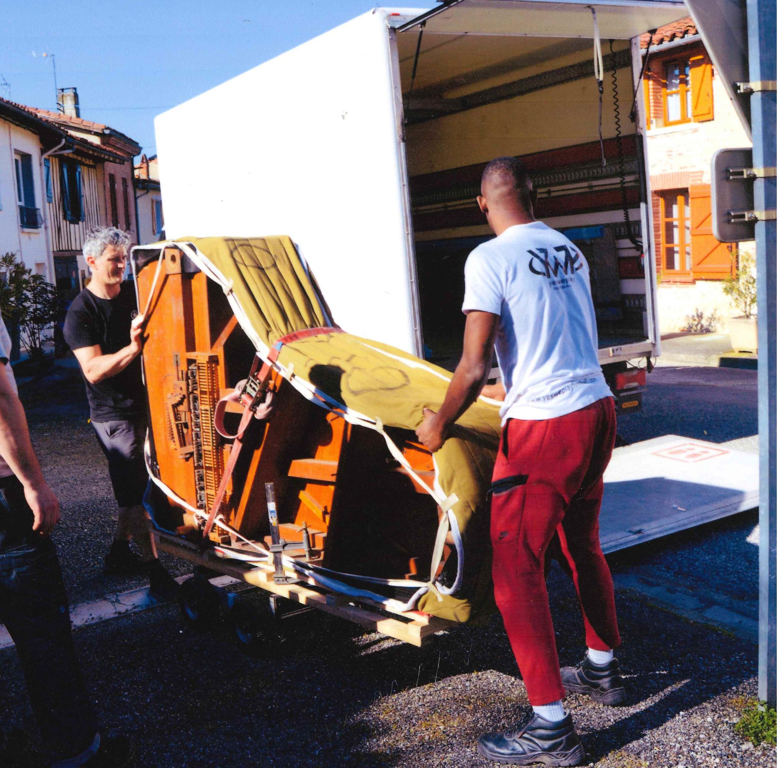transport piano pro