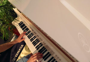 piano été