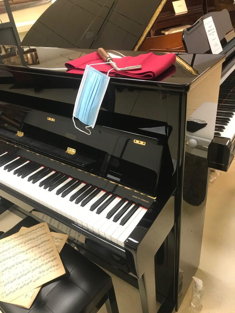 confinement pianophiles
