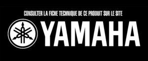 Consulter la fiche technique de ce produit sur le site de Yamaha