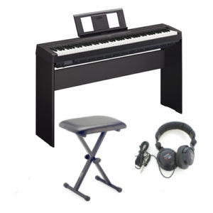 Yamaha P45 Pack complet