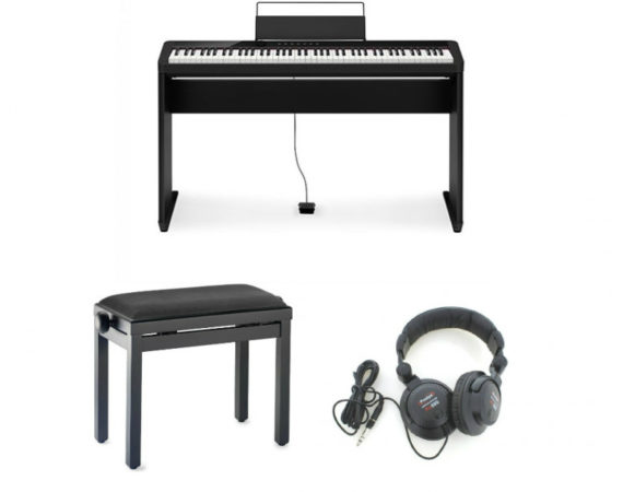 Casio PX S1000 BK Pack Complet