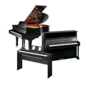 Locations pianos